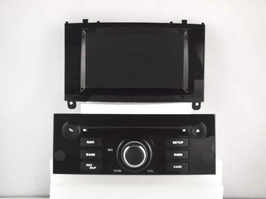 China Witson Quad-Core Android 9 1 Car DVD GPS for Peugeot