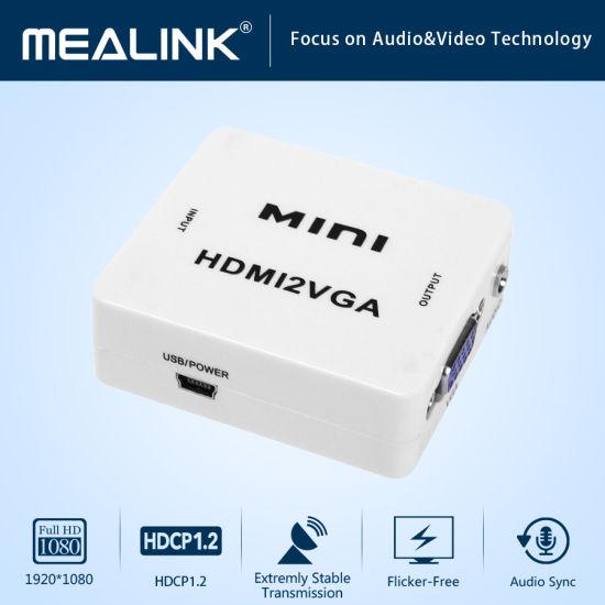 HDMI to VGA Converter (YLC-M630)