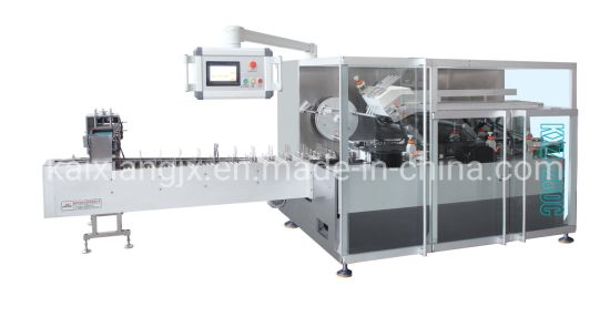 Automatic High Speed Cartoning Machine for Small Bag of Powder