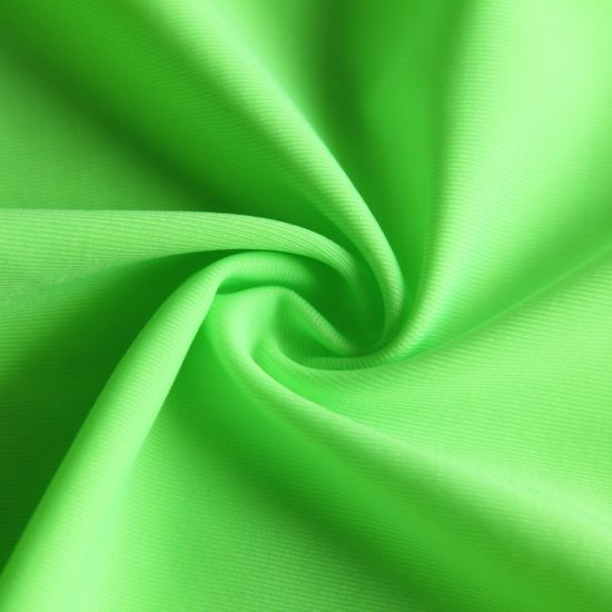 Elastic Lycra/Spandex Fabric Warp Knitted Polyester for Swimwear/Legging/Cycling pictures & photos