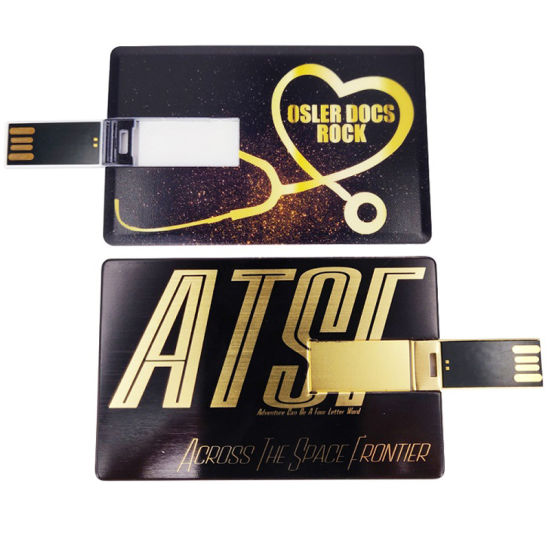 Factory Price USB Black Flash Drive Card Pendrive with Logo pictures & photos