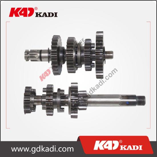 motorcycle spare parts bajaj boxer bm100/discover 100 engine gear box
