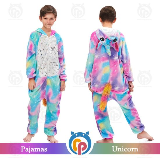 2019 Top Sale Unicorn Christmas Pajamas