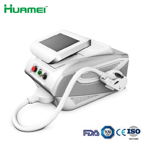 Hm-IPL-B3 High Efficient Shr Opt IPL Portable Hair Removal Machine Also Used for Pigment Removal and Face Lift, Dark Circle
