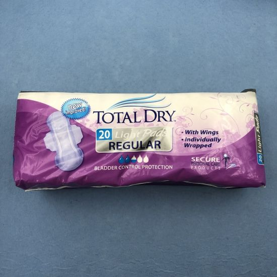 OEM Ultra Thin Cotton Sanitary Pad with Cheap Price