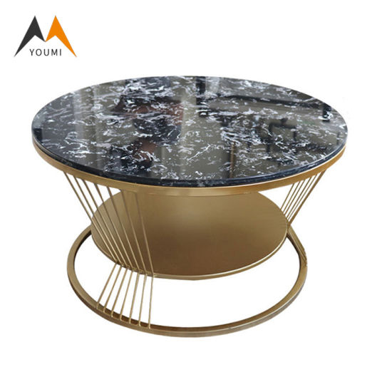 Miraculous China Living Room Furniture Modern Round 2 Layer Side Table Machost Co Dining Chair Design Ideas Machostcouk