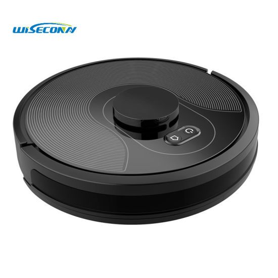 Wet and Dry Mini Automatic Dust Collector Smart Cleaning Machine Robot Vacuum Cleaner with Anti-Jam of Laser Head