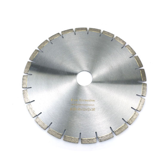Fan Shape Segment Diamond Saw Blade Cutting Tools for Granite