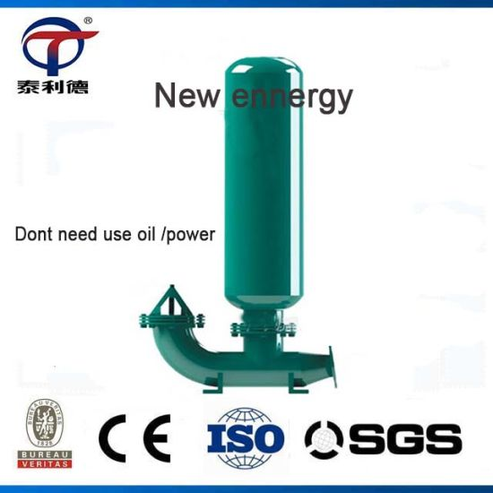 Ky-Z840 Waste Water Hammer RAM Pump Australia Without Petrol Diesel and  Electricity