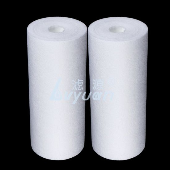 10 20 Inch Jumbo/Big Size Sediment PP Filter Cartridge Filtre Water