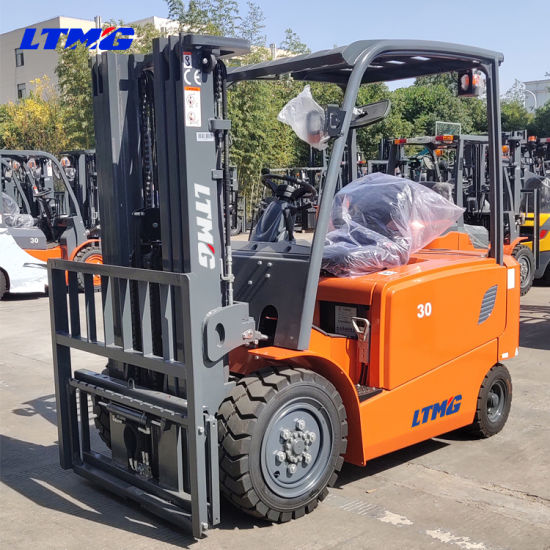 Ltmg Mini Electric Forklift Truck 2t 3t 3.5t 4t Price with Ce Quality Warranty
