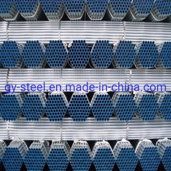 Hot Dipped Galvanized Steel Pipe with Threaded