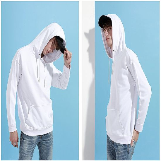 High Quality Customyouth Pullover Pouch Pocketmens Hoodie
