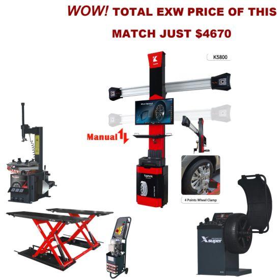 Hot Sale Workshop Machine with Car Lift