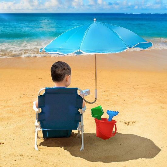 Fine Folding Baby Kids Chilren Beach Chair With Umbrella Camping Garden Beach Chairs Wholesale With Sunshade Customarchery Wood Chair Design Ideas Customarcherynet