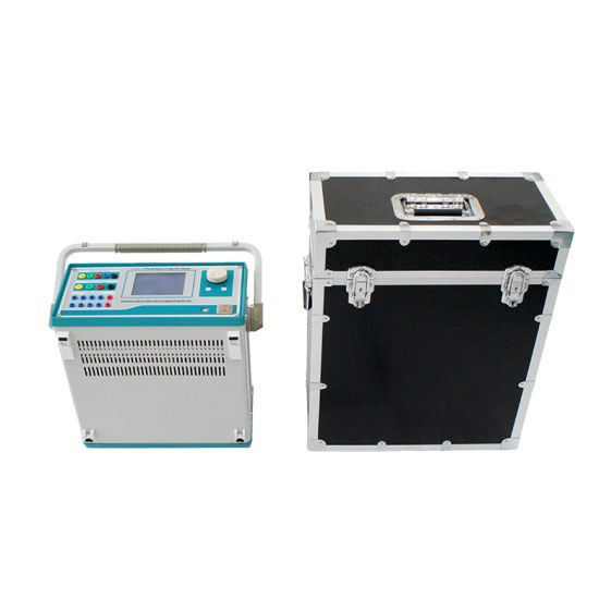 Secondary Current Injection Test Kit Hzjb-I Three Phase Relay & Protection  Microcomputer Test System