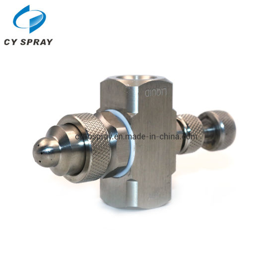 Air Atomizing Misting Water Spray Nozzle