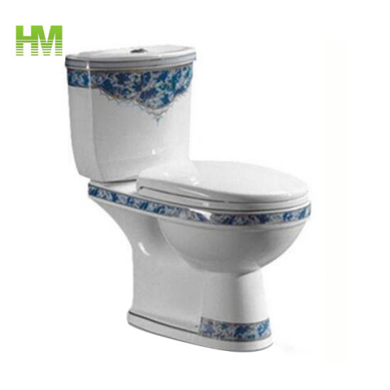 BATHROOM TOILET SEAT ROUND MARBLE WOOD STANDARD SIZE CLOSED LID 7 COLORS
