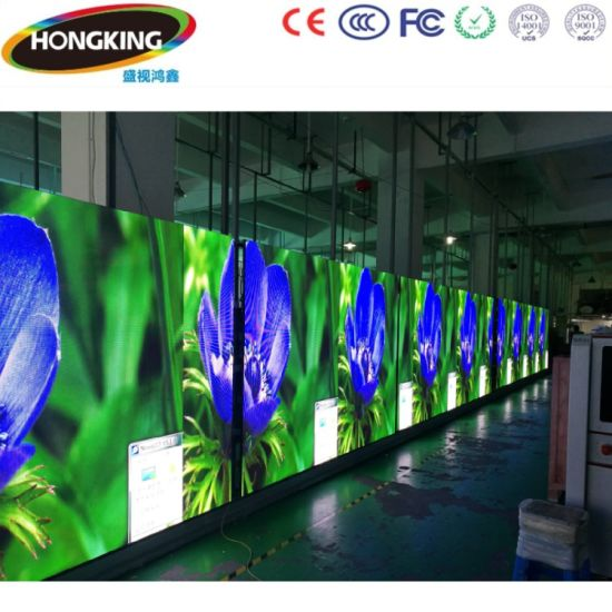 Shenzhen Factory Wholesale Price P6/P5 LED Display Module Full Color Outdoor LED Display Panel
