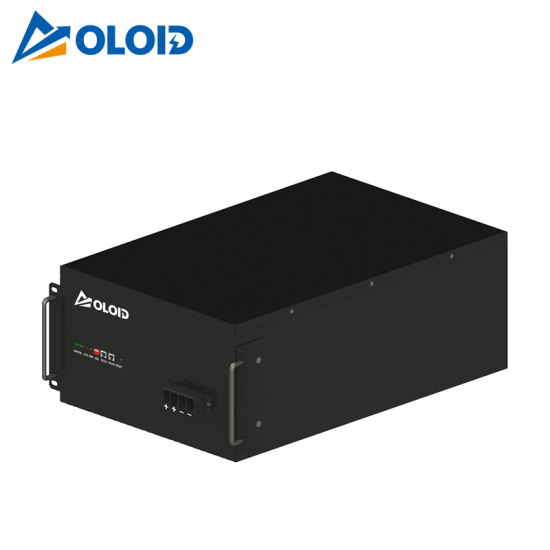 9.69kwh Solar Li-ion Rechargeable Box LiFePO4 Lithium Battery with BMS