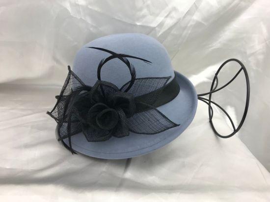China Wholesale 100% Australia Wool Felt Millinery Hat