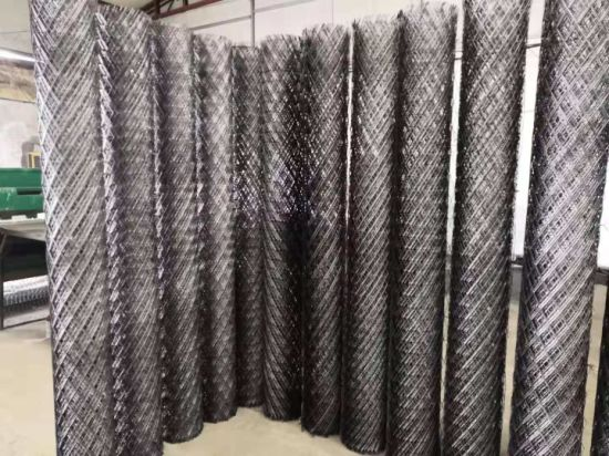 Galvanized Expanded Metal Wire Mesh (XM-456)