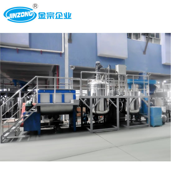 Wall Paint Production Line Equipment