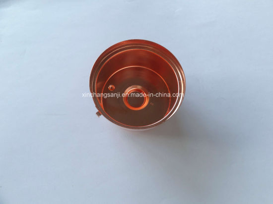Deep Drawing Copper Cup pictures & photos