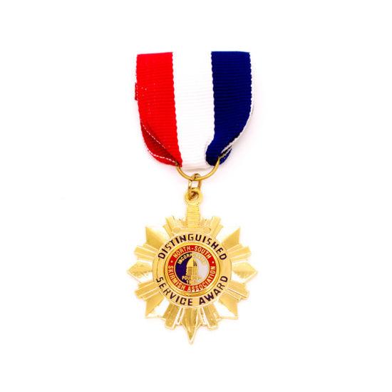 Wholesale Customized Award Gold Police Badge Zazzle Promotional Gift Item
