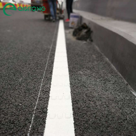 Yellow Thermoplastic Line Reflective Road Marking Paint