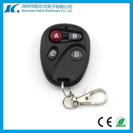 Learning Code HS1527 DC12V 4 Buttons Keyfob Kl506 pictures & photos