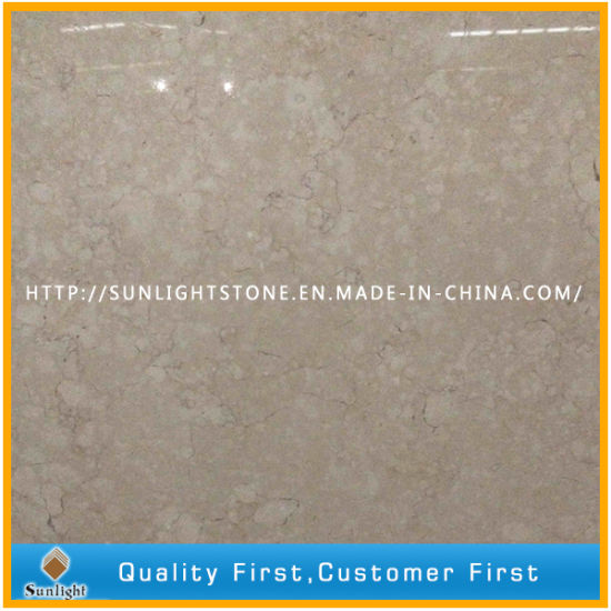 Cheap Yellow Egypt Beige Marble for Slab, Tiles, Kitchen Countertops pictures & photos