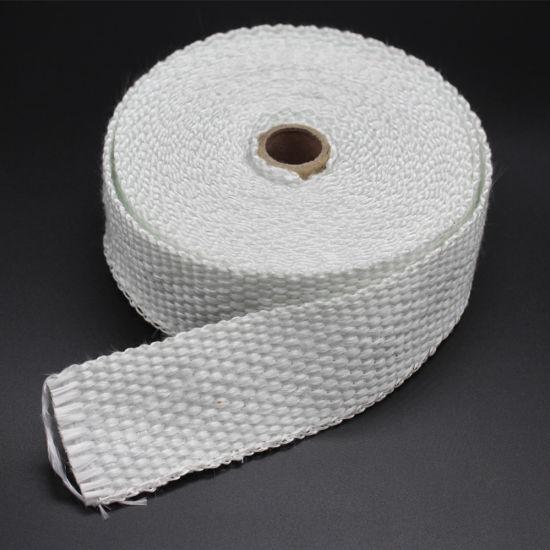 China Aluminum Foil Silicone Vermiculite Glass Fiber High