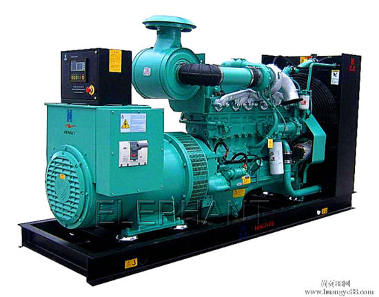 Open Frame Closed Frame Sound Control Cummins Power 40kVA Diesel Generators pictures & photos
