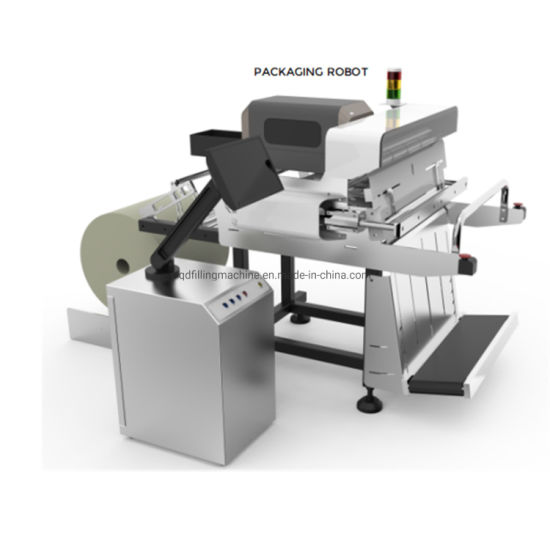 Automatic E-Shop Easy Garment Textile Printing and Packing Machine