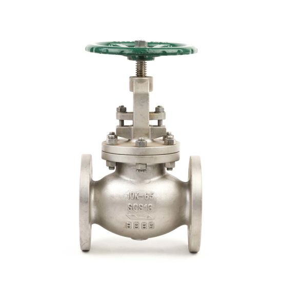 Stainless Steel SS304 SS316 CF8 CF8m Cast Carbon Steel Wcb Flanged Rising Non Rising Stem Ss Globe Valve Kitz Manufacturer/Supplier
