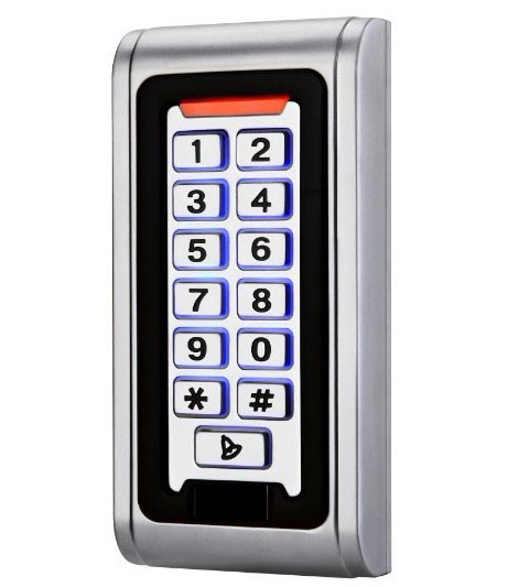 Access Control Keypad Security Keypad Digital Single Door Access Controller pictures & photos