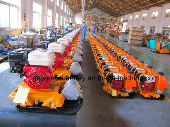 Reversible Vibratory Plate Compactor (CE) with Honda Gx160 Engine Gyp-30 pictures & photos
