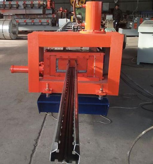 Upright Post Storage Rack Roll Forming Machine
