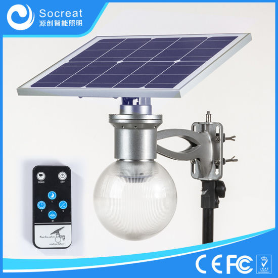 4W 8W 12W New Science and Technology in The Future, The Trend of Solar Garden Lights pictures & photos