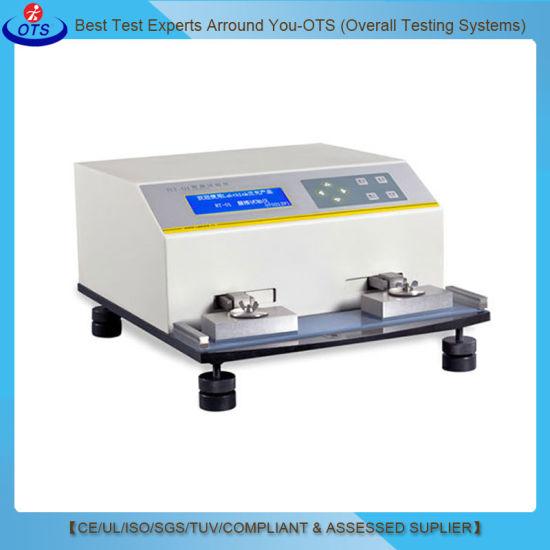 Digital High Accurate Printing Ink Rub Resistance Tester