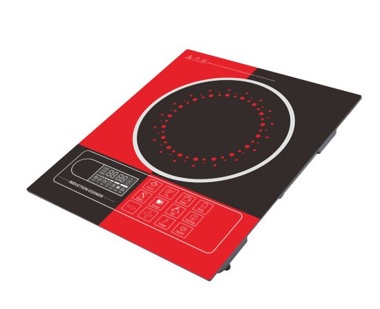 Hot Sell Intelligent Touch Model Induction Cooker