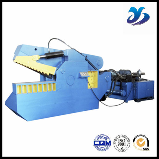 Q43-120 Hydraulic Alligator Shears with Factory Price (CE) pictures & photos
