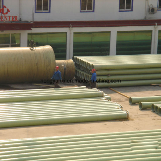 China FRP Pipe with Butt Joint - China FRP Pipe, FRP Process