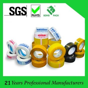 High Quality Custom Logo Printed BOPP Packing Adhesive Tape pictures & photos