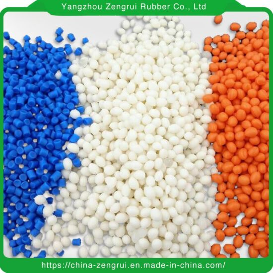 Plastic Raw Material for Toy/ Teeth Brush/ Seal Ring/ Shoes/ Tartan