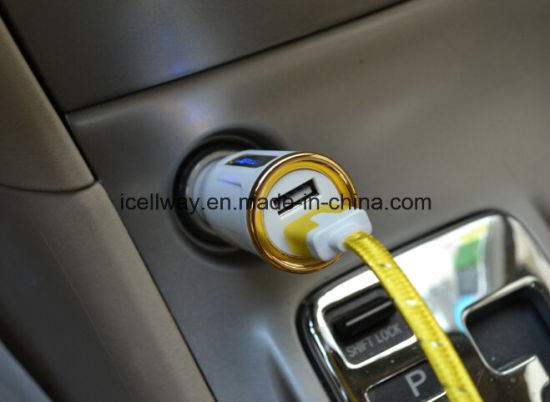 Fast Charging Quick Charging Charger Cell Phone USB Car Charger pictures & photos