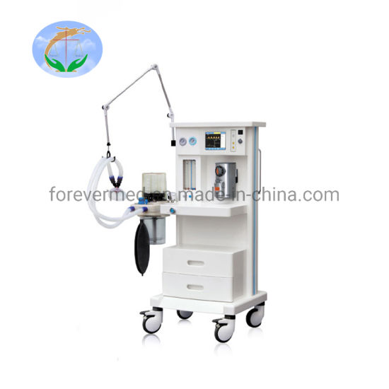 Yj-A802 Medical Surgical Equipment ICU Multifunctional Anesthesia Machine