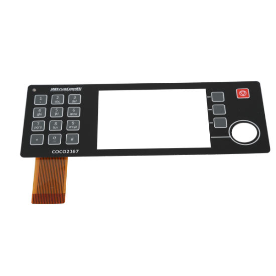 china customerized membrane switch with fpc circuit china fpc rh foundation2012 en made in china com
