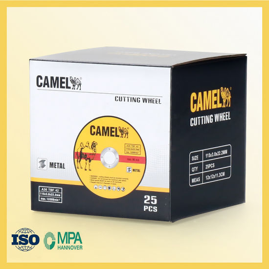Camel Abrasive Wheel with 115mm Size